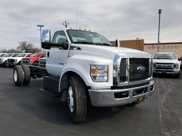 2019 F-650 Regular Cab DRW 4x2,  Cab Chassis #F21409 - photo 3