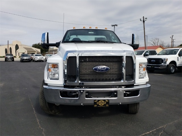 2019 F-650 Regular Cab DRW 4x2,  Cab Chassis #F21409 - photo 4