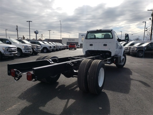 2019 F-650 Regular Cab DRW 4x2,  Cab Chassis #F21409 - photo 7