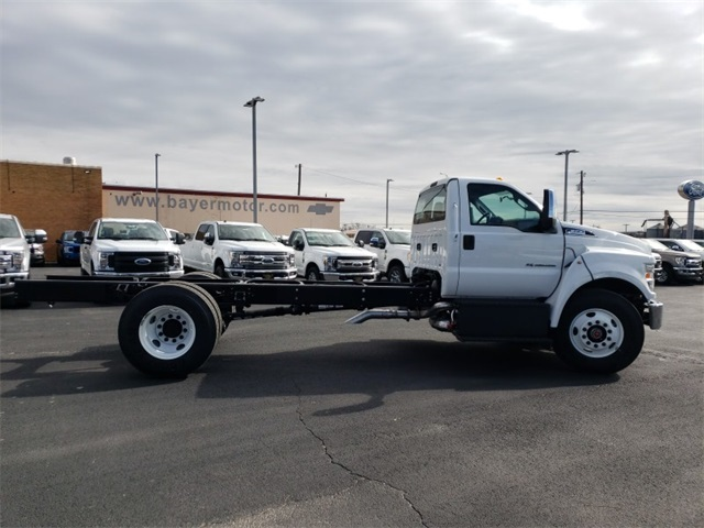 2019 F-650 Regular Cab DRW 4x2,  Cab Chassis #F21409 - photo 8