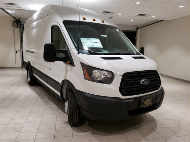 2019 Transit 350 HD High Roof DRW 4x2,  Empty Cargo Van #F21552 - photo 3