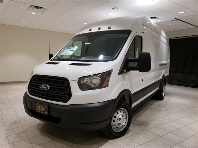 2019 Transit 350 HD High Roof DRW 4x2,  Empty Cargo Van #F21552 - photo 1
