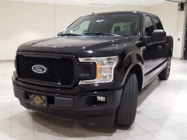 2019 F-150 SuperCrew Cab 4x2,  Pickup #F21569 - photo 1