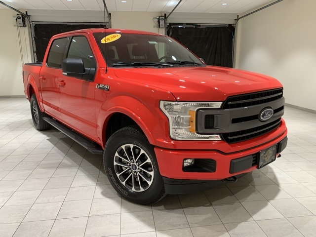 2018 F-150 SuperCrew Cab 4x4,  Pickup #F21693 - photo 3