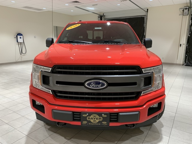 2018 F-150 SuperCrew Cab 4x4,  Pickup #F21693 - photo 4