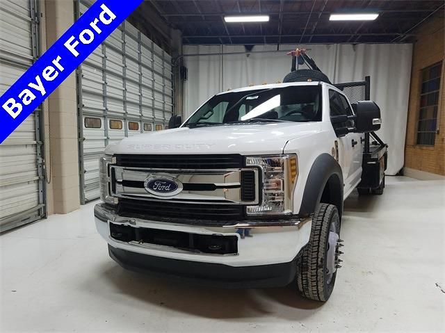 2019 Ford F-550 Crew Cab DRW 4x4, Other/Specialty #F23943 - photo 1