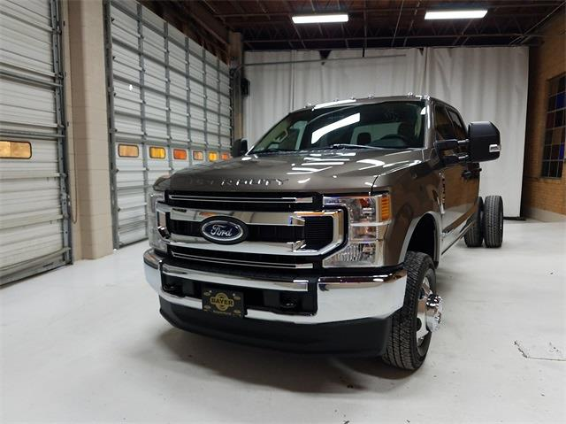 2021 Ford F-350 Crew Cab DRW 4x4, Cab Chassis #F24103 - photo 1