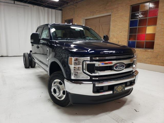 2021 Ford F-350 Crew Cab DRW 4x4, Cab Chassis #F24144 - photo 1