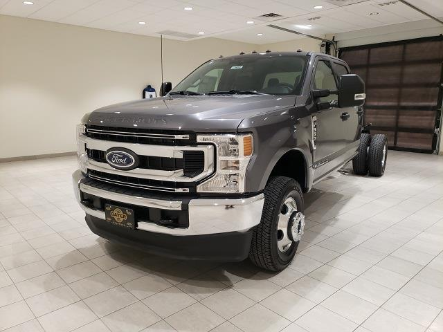 2021 Ford F-350 Crew Cab DRW 4x4, Cab Chassis #F24682 - photo 1