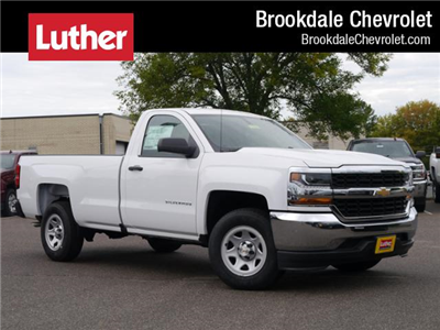 2018 Silverado 1500 Regular Cab Pickup #T24619 - photo 1