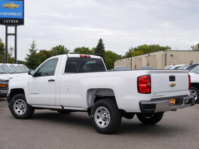 2018 Silverado 1500 Regular Cab Pickup #T24620 - photo 2