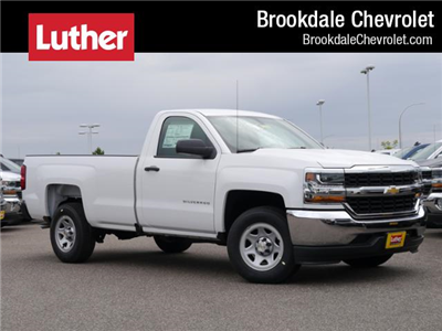 2018 Silverado 1500 Regular Cab Pickup #T24620 - photo 1