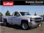 2018 Silverado 1500 Regular Cab, Pickup #T24644 - photo 1