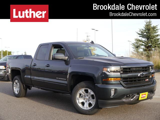 2018 Silverado 1500 Extended Cab 4x4 Pickup #T24664 - photo 1