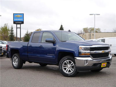 2018 Silverado 1500 Extended Cab 4x4 Pickup #T24674 - photo 2