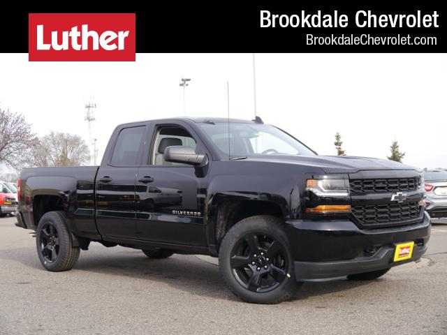 2018 Silverado 1500 Extended Cab 4x4 Pickup #T24678 - photo 1
