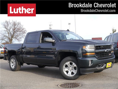 2018 Silverado 1500 Crew Cab 4x4 Pickup #T24696 - photo 1