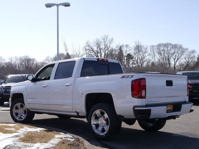 2018 Silverado 1500 Crew Cab 4x4, Pickup #T24705 - photo 2