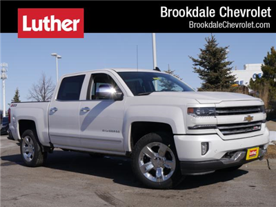 2018 Silverado 1500 Crew Cab 4x4, Pickup #T24705 - photo 1