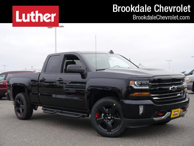 2018 Silverado 1500 Extended Cab 4x4 Pickup #T24750 - photo 1