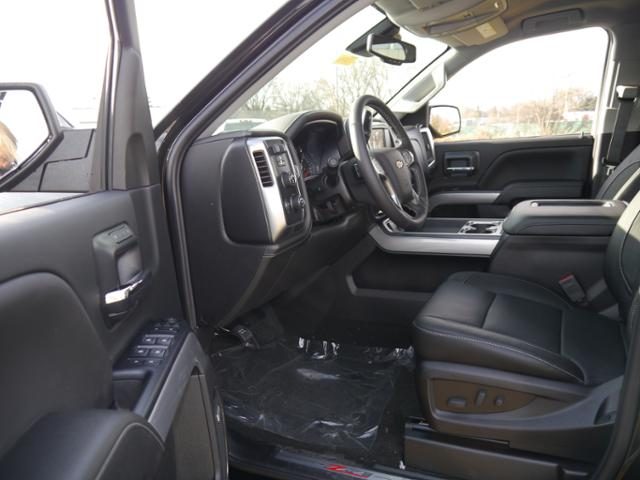 2018 Silverado 1500 Double Cab 4x4, Pickup #T24751 - photo 3