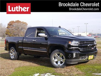 2018 Silverado 1500 Double Cab 4x4, Pickup #T24751 - photo 1