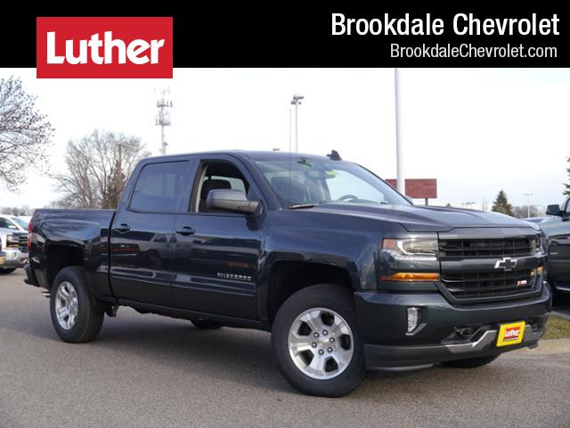 2018 Silverado 1500 Crew Cab 4x4 Pickup #T24752 - photo 1