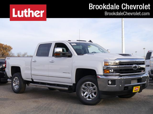2018 Silverado 3500 Crew Cab 4x4, Pickup #T24756 - photo 1