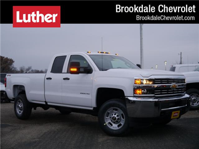 2018 Silverado 2500 Extended Cab 4x4 Pickup #T24763 - photo 1