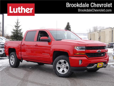 2018 Silverado 1500 Crew Cab 4x4 Pickup #T24783 - photo 1