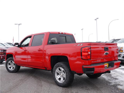 2018 Silverado 1500 Crew Cab 4x4 Pickup #T24783 - photo 2