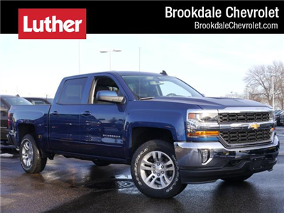2018 Silverado 1500 Crew Cab 4x4, Pickup #T24789 - photo 1