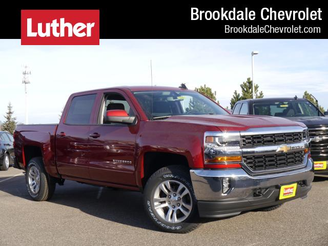 2018 Silverado 1500 Crew Cab 4x4, Pickup #T24796 - photo 1