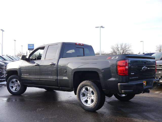2018 Silverado 1500 Double Cab 4x4, Pickup #T24805 - photo 2