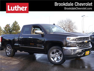 2018 Silverado 1500 Extended Cab 4x4 Pickup #T24817 - photo 1