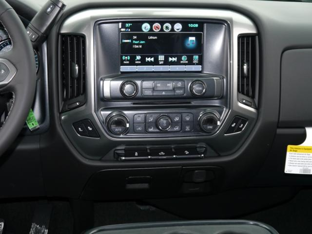 2018 Silverado 1500 Extended Cab 4x4 Pickup #T24822 - photo 6