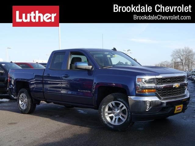 2018 Silverado 1500 Extended Cab 4x4 Pickup #T24827 - photo 1