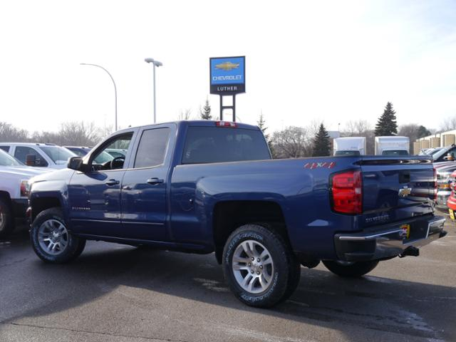 2018 Silverado 1500 Extended Cab 4x4 Pickup #T24827 - photo 2