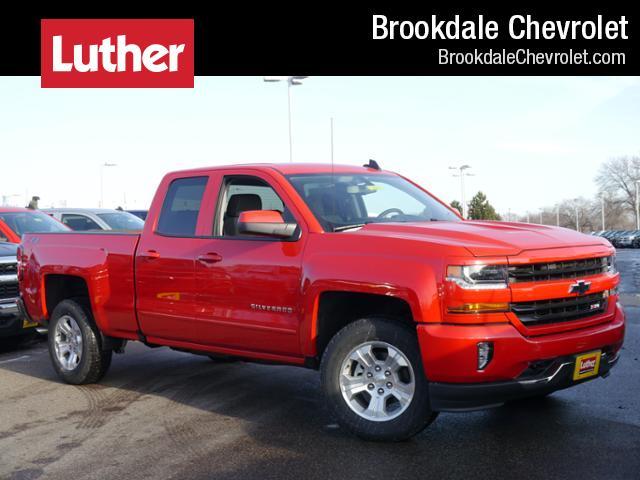 2018 Silverado 1500 Double Cab 4x4, Pickup #T24837 - photo 1
