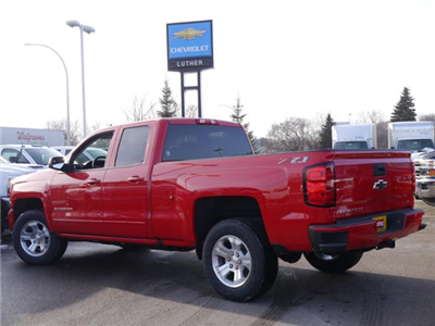 2018 Silverado 1500 Double Cab 4x4, Pickup #T24837 - photo 2