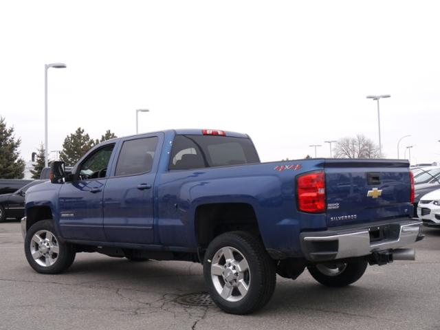2018 Silverado 2500 Crew Cab 4x4, Pickup #T24839 - photo 2