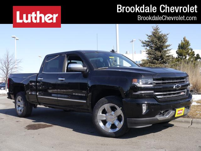 2018 Silverado 1500 Crew Cab 4x4, Pickup #T24881 - photo 1