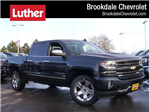 2018 Silverado 1500 Crew Cab 4x4, Pickup #T24907 - photo 1