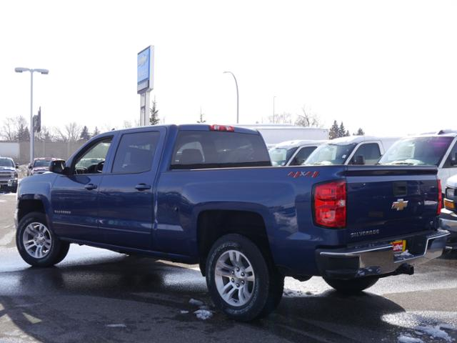 2018 Silverado 1500 Crew Cab 4x4, Pickup #T24908 - photo 2