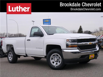 2018 Silverado 1500 Regular Cab 4x4, Pickup #T24917 - photo 1