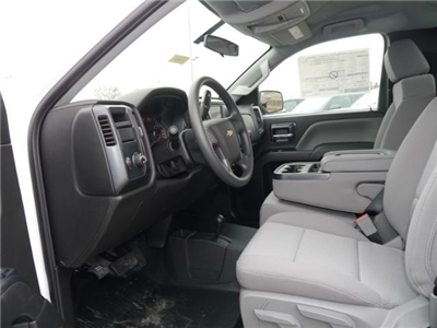 2018 Silverado 1500 Regular Cab 4x4, Pickup #T24917 - photo 4