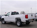 2018 Silverado 1500 Regular Cab 4x4, Pickup #T24917 - photo 2