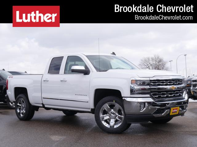 2018 Silverado 1500 Double Cab 4x4, Pickup #T24976 - photo 1