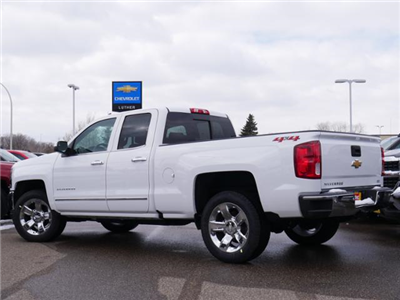 2018 Silverado 1500 Double Cab 4x4, Pickup #T24976 - photo 2