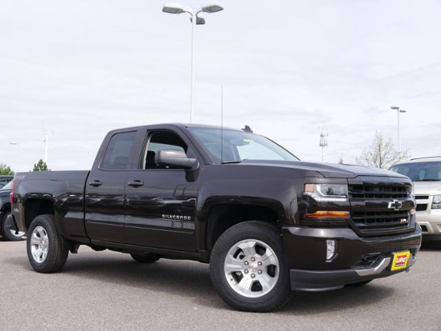 2018 Silverado 1500 Double Cab 4x4, Pickup #T25010 - photo 1